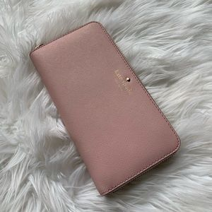 KATE SPADE Pretty In Pink Wallet